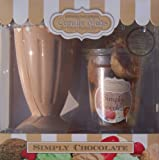 Scented Ice Cream Parlour Flavored Chocolate Candle Melts