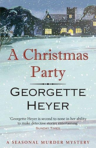 A Christmas Party: A Seasonal Murder Mystery]()