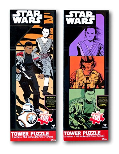 Star Wars The Force Awakens Tower Puzzle Set