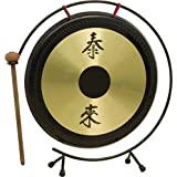 "Rhythm Band RB1073 14"" Gong with Standard Mallet"