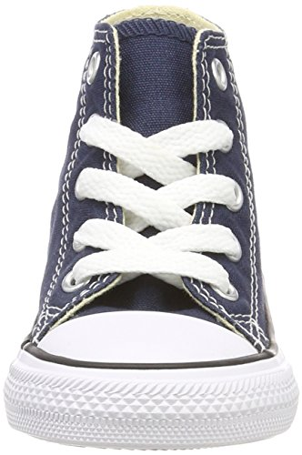 Converse Kinder CTAS-Hi-Navy-Infant Lauflernschuhe Sneakers Blau