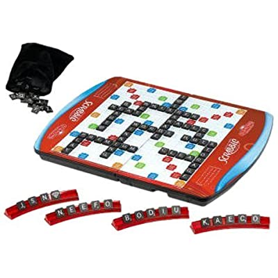 Parker Brothers Scrabble Diamond Anniversary Edition: Toys & Games
