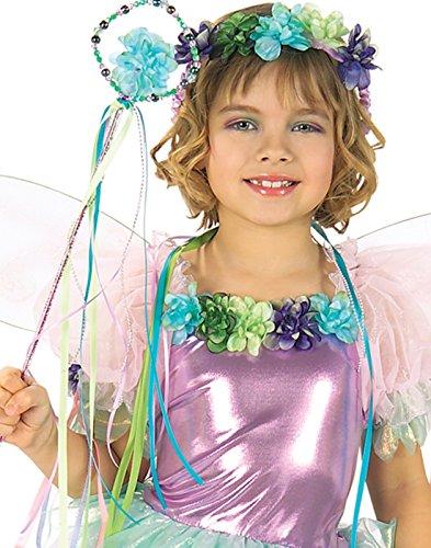 Home / Shop / Halloween Costumes ...  sc 1 st  Funtober & Letu0027s Pretend Childu0027s Garden Fairy Costume - Funtober