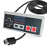TRVL FIELDER NES Classic Controller Nintendo Classic Mini Controller Game Pad 6ft Extend Link Extension Cable for Nintendo Mini NES Classic Edition Wired Joypad & Gamepads Controller with 1.8m Cable