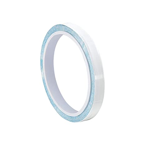 3M 21.84mm-25.4mm-25-8810 Thermally Conductive Adhesive Transfer Tape 8810 0.86 Wide White Length 0.03 yd 0.86 Wide Pack of 25