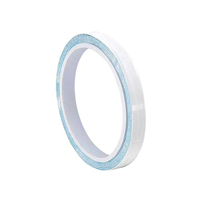 Pack of 25 3M 41.9mm-25.4mm-25-8810 Thermally Conductive Adhesive Transfer Tape 8810 1.65 Wide Length 0.028 yd White