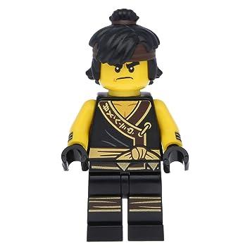 Lego Cole Haare Ninjago Movie 70617 Amazonde Spielzeug