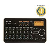Tascam DP-008EX 8-track Digital Studio and SD Recorder with 1 Year Free Extended Warranty