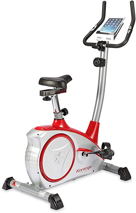 Shocly Bicicleta De Spinning Bicicleta Fitness Plegable Spinning Profesional Resistencia Variable Aptitud Casa Plasticidad