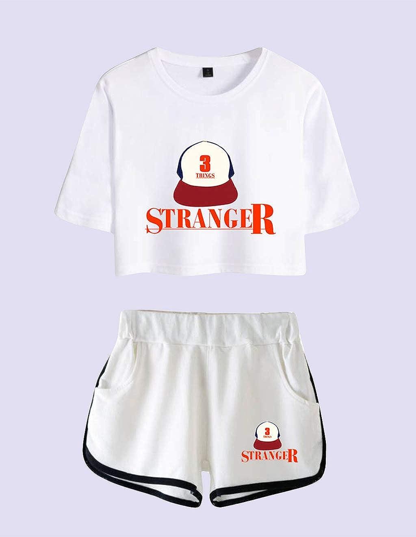 Chándal Stranger Things, Conjunto Stranger Things Mujer Deportivo ...
