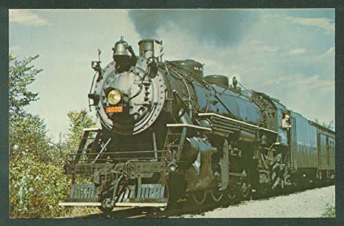 Cuyahoga Valley Line Steam Excursion Passenger BATH OHIO Railroad Train - Valley Steam Ny