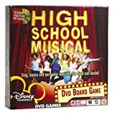 : Disney Channel's High School Musical DVD Board Game