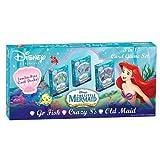 : Disney The Little Mermaid 3-in-1 Card Game Set