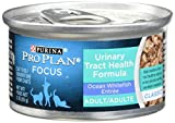 Purina Pro Plan Focus Wet Cat Food Urinary Tract Health (UTH) Variety Pack, 5 Flavors, 3-Ounce Cans (15 Total Cans)