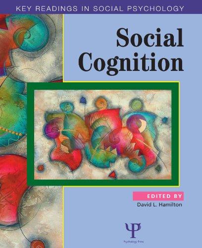 Social Cognition: Key Readings (Key Readings in Social Psychology)
