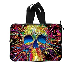 Fashionable Style Sugar Skull Macbook, Macbook Air/Pro 13