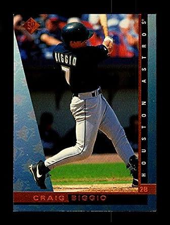 JEFF BAGWELL 17 1997 Score HOUSTON ASTROS Team Set CRAIG BIGGIO