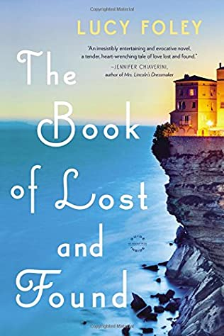 book cover of The Book of Lost and Found