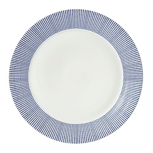 Royal Doulton Pacific Dots Dinner Plate, 11 Inch Dot Pattern