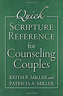 quick scripture reference for counseling women miller patricia a