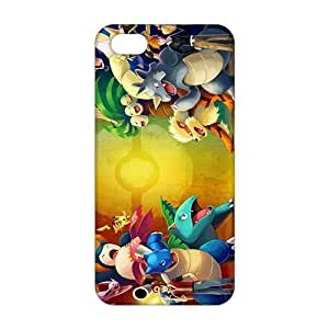 3D Case Cover Cartoon Anime Pokemon Pocket Monster Phone Case For Htc One M9 Cover