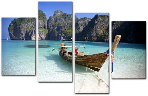 Bilderdepot24 Cuadros en Lienzo Maya Bay, KOH Phi Phi Ley ...