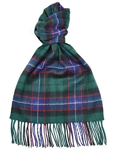 lambswool-scottish-russell-modern-tartan-clan-scarf-gift
