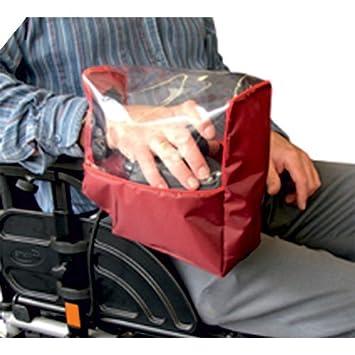 Cubierta de panel de control para silla de ruedas eléctrica: Amazon.es: Salud y cuidado personal
