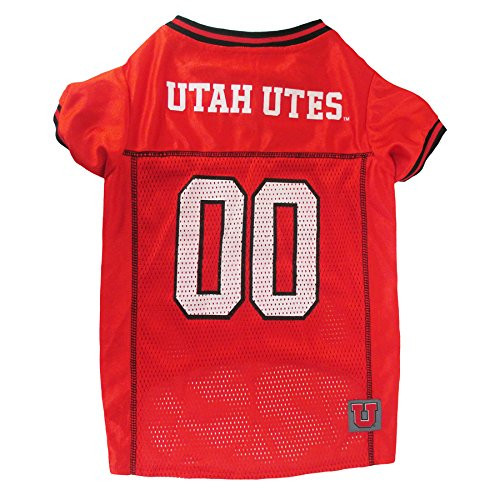 NCAA UTAH UTES DOG Jersey, Small ()