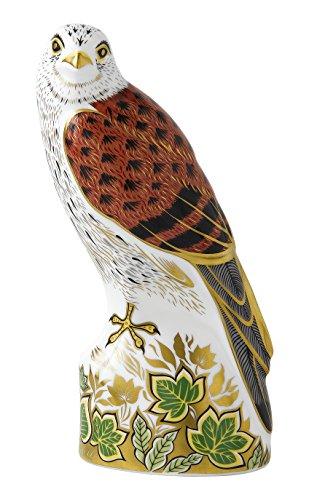 (Royal Crown Derbby 1st Quality Kestrel Paperweight)