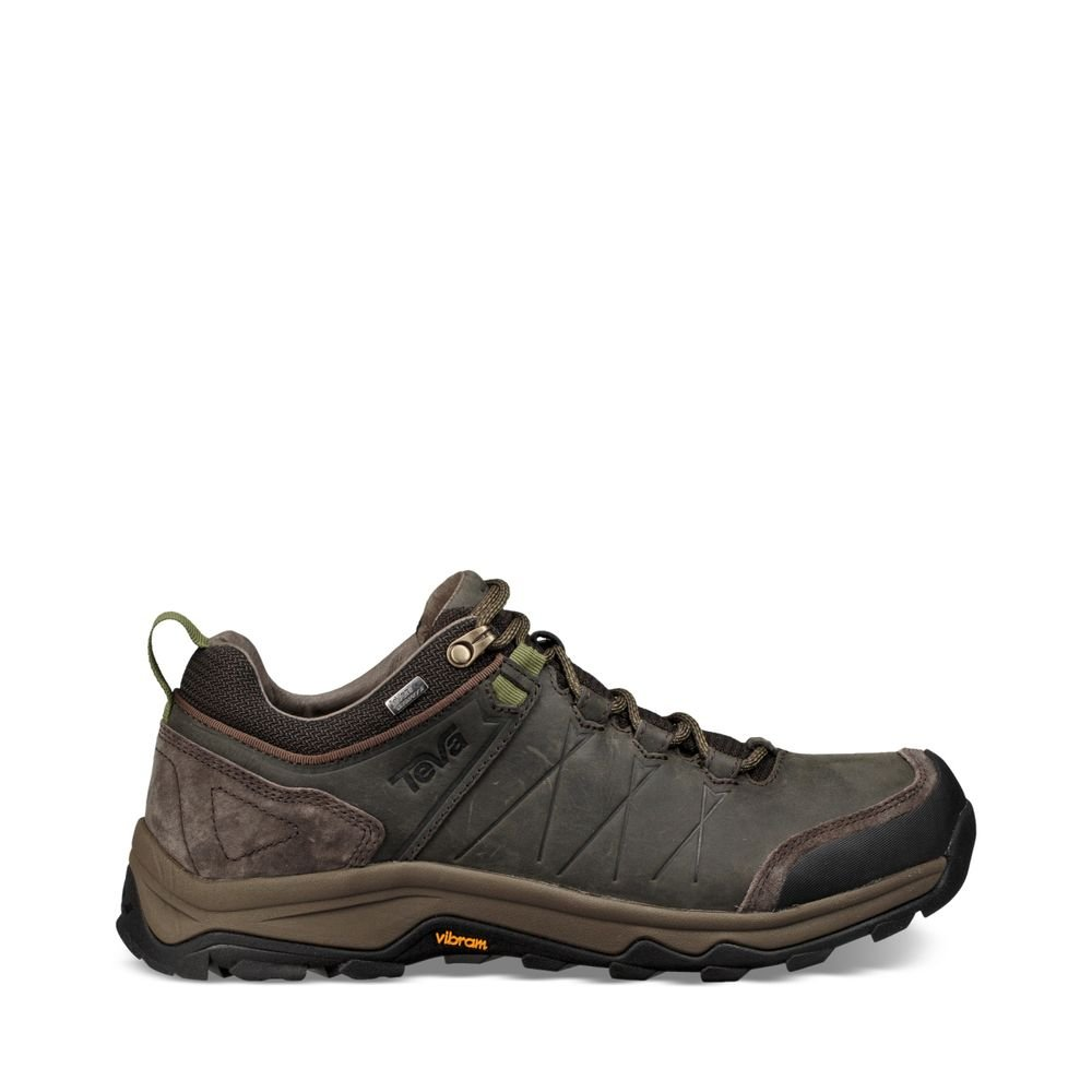 Teva - Arrowood Riva Wp - Men B01N4FRI90 14 W US|Black Olive