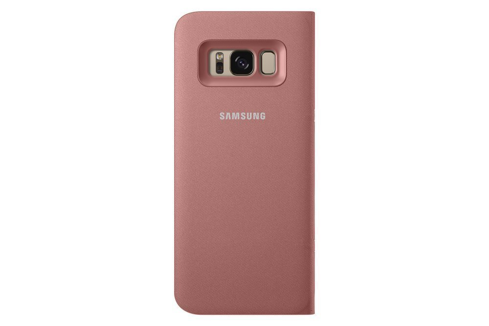 Violeta Funda para smartphone Samsung Galaxy S8 Samsung Dream Clear Cover