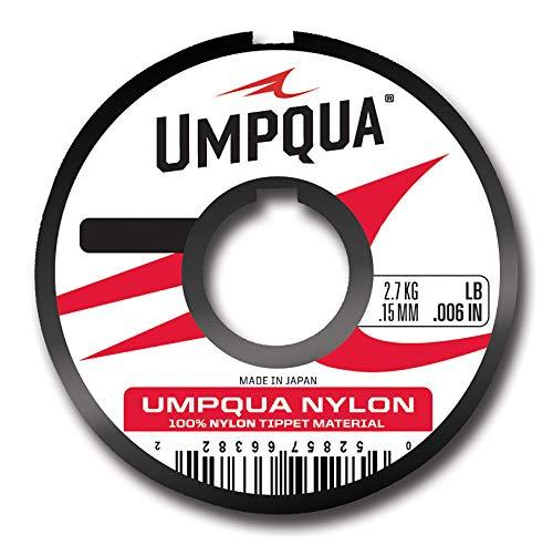 (Umpqua 7X Nylon Tippet)