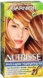 Garnier Nutrisse Haircolor - Multi-Lights H2 Golden Blonde 1 Each (Pack of 11)