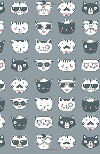 Download Journal Notebook For Cat Lovers: Blank Journal To Write In, Unlined For Journaling, Writing, Planning and Doodling, For Women, Men, Kids, 160 Pages, ... Size (Blank Journal Notebook) (Volume 2) pdf epub
