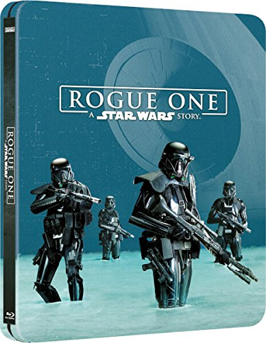 Rogue One: A Star Wars Story - Limited Edition Steelbook [3D Blu-ray + Blu-ray] by