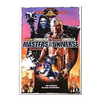 MASTERS OF THE UNIVERSE (1987) (import): Amazon.es: Cine y Series TV