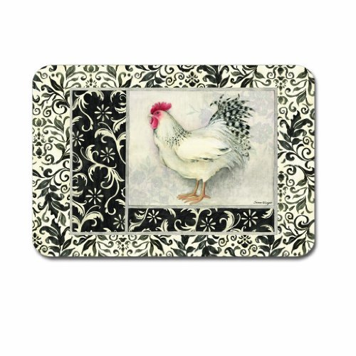 4 Rooster Placemats