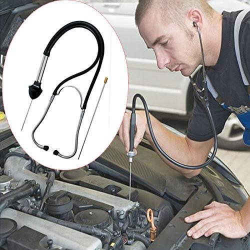 Zylinder professionelles Stethoskop FireAngelsAuto-Stethoskop Super Sensitive Diagnosewerkzeuge Analysator Auto-Tester Motorblock