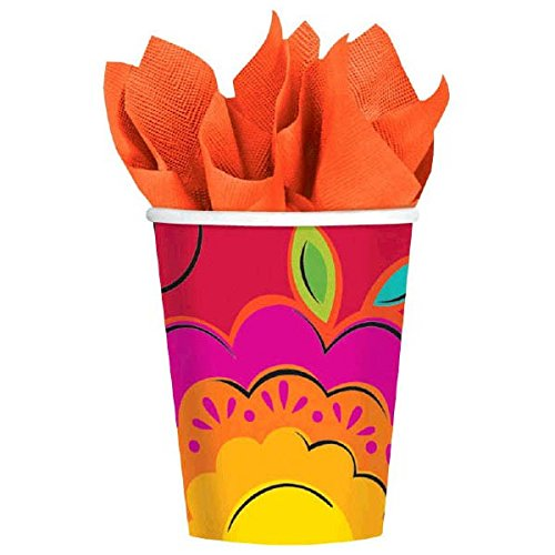 (Fiesta Caliente Cinco De Mayo Cups, 9 Oz., 18 Ct. | Party)