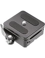 Ruili P50 Clamp QR snelwisselplaat adapter Universal Fit Arca-Swiss standaard voor statief kogelkop