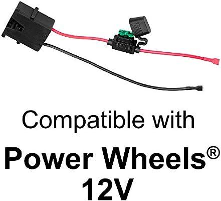 Fisher Price Power Wheels Four Wheeler Wiring Diagram on