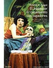 El inspector/ El casamiento / Los jugadores (Artes escénicas/Obras)