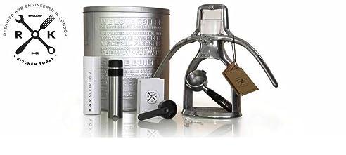 cafetiere kaffeemaschine manuelle und tragbar staresso kaffeevollautomat italienische. Black Bedroom Furniture Sets. Home Design Ideas