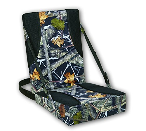 Northeast Products Therm-A-SEAT The Wedge Self-Supporting Hunting Chair/Seat Cushion, Invision Camo