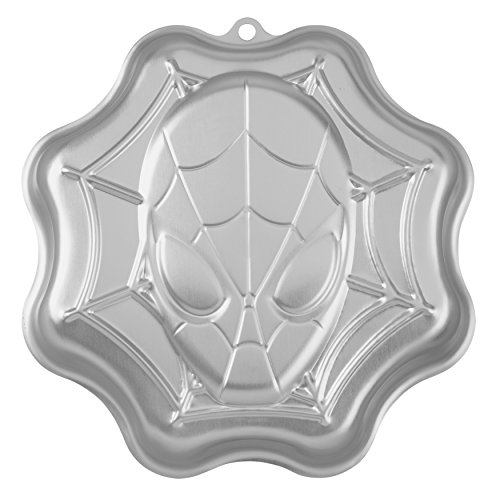 Wilton Ultimate Spiderman Cake Pan -