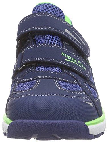 Superfit Lumis - Zapatillas de deporte Niños azul - azul (water combi 88)