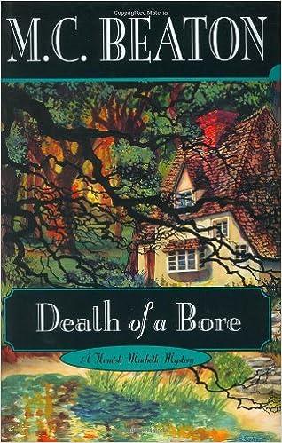 Book Death of a Bore (Hamish Macbeth Mysteries, No. 21)