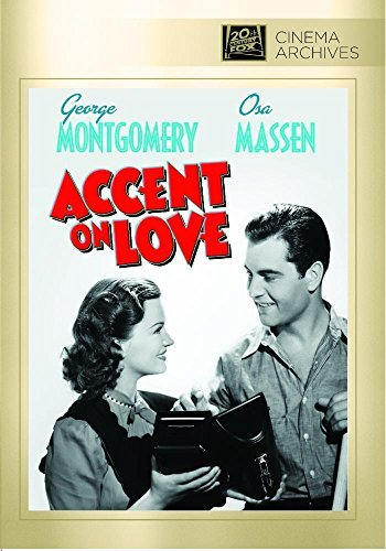 Accent on Love [DVD] [1941] [Region 1] [US Import] [NTSC] (Accent Imports)