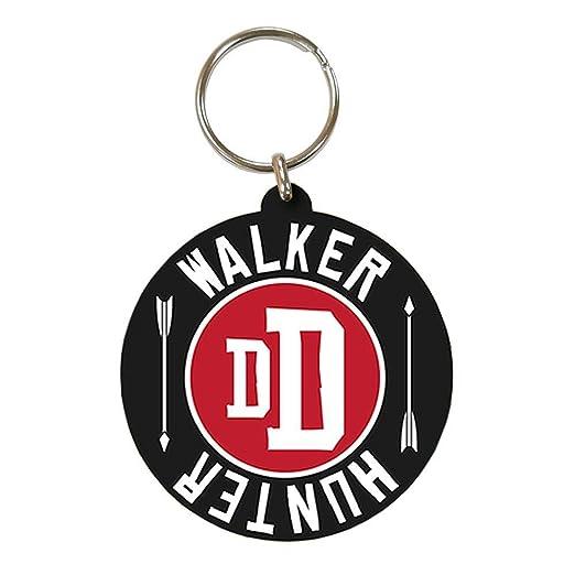 The Walking Dead Keyring Hunter Official Merchandise